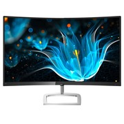 Philips E-line 328E9QJAB - écran LED - incurvé - Full HD (1080p) - 32