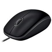 Logitech B110 Silent - souris - USB