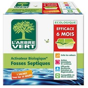 Biological activator for septic tanks L'Arbre Vert - 420 g