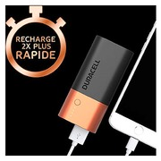 Chargeur Powerbank Duracell 6700 mAh