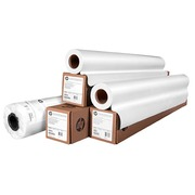 Roll plotter paper high whiteness HP - 0,914 x 45,7 m - 80 g