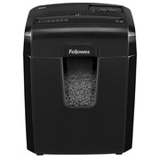 Destructeur Fellowes 8MC - coupe micro