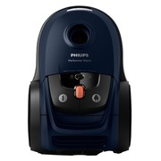 Philips Performer Silent FC8780 - aspirateur - traineau - bleu louros