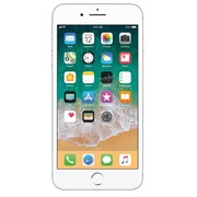 Apple iPhone 7 Plus - zilver - 4G LTE, LTE Advanced - 128 GB - GSM - smartphone