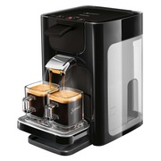 Philips Senseo Quadrante HD7865 - coffee machine - deep black