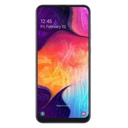 Samsung Galaxy A50 - noir - 4G HSPA+ - 128 Go - GSM - smartphone