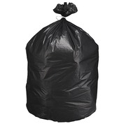 Garbage bag 110 L grey economic - pack of 200