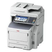 OKI MB770dnfax - multifunction printer - B/W