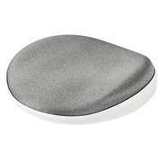 StarTech.com Repose-poignets ergonomique mobile - Support poignet pour utilisation avec souris - Argent - repose-poignets