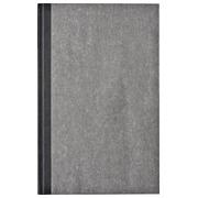 Registre in-folio large ligné 192 pages noir