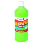 Gouache Creall Basic 14 vert clair 500ml