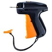 Pistolet Sigel plastique avec aiguille noir/oragne