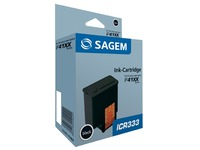 Cartridge Sagem ICR 333 zwart