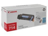 Toner zwart Canon CRG 714