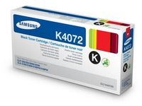 Toner Samsung CLT-K 4072 S zwart