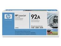Toner HP 92A zwart