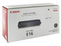 Toner Canon E16 zwart