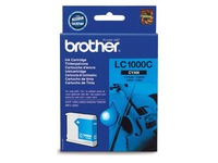 Tintenpatrone Brother LC 1000 C cyan