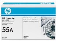 Toner laser zwart HP CE255A