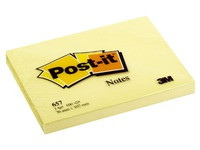 Block Post-It Gelb 76 x 102 mm