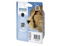 Cartridge Epson C13T07114011 zwart - Epson T0711