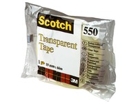 Transparenter Klebefilm Scotch 19 mm x 66 mm