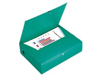 Plastic storage box Viquel back 8 cm