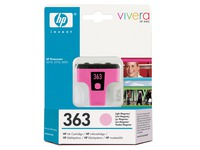 Cartridge HP 363 licht magenta