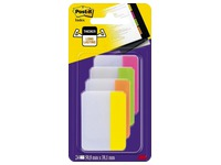 Marque-pages strong couleur Energie Post-It - distributeur de 24 feuilles