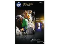 Papier photo HP glacé brillant 10 x 15 cm 250 g -100 feuilles