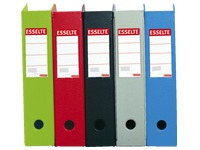 Magazine holder Classic-box Esselte classic colours - back 7 cm