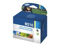 Pack van 2 cartridges Samsung M210 zwart