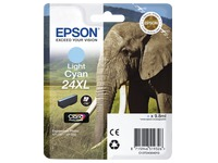 Cartridge Epson 24XL Helles Zyan