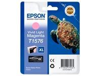 Cartridges Epson T157X afzonderlijke kleuren