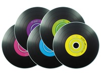 Pack de 10 CD Emtec look vinyle