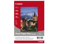 Papier photo satiné Canon SG201 A4 260 g - 20 feuilles