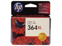 Cartridge HP 364XL foto zwart