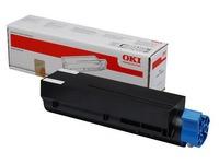 Toner Oki 44992402 hoge capaciteit zwart.