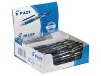 Pack de 24 stylos roller Pilot G2 noirs+ 8 recharges offertes