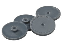 Spare washers for perforators Rapesco P1100 and P 2200 - Set of 4