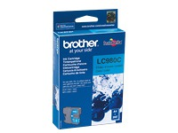 LC980C BROTHER DCP145C TINTE CYAN