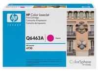 HP 644A - magenta - origineel - LaserJet - tonercartridge (Q6463A)