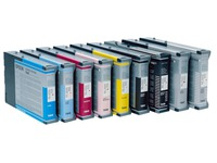 Epson T5437 - lichtzwart - origineel - inktcartridge (C13T543700)
