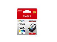 Canon CL-546XL - High Yield - color (cyan, magenta, yellow) - original - ink cartridge