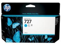 HP 727 - hoge capaciteit - inkt-cyaan - origineel - inktcartridge (B3P19A)