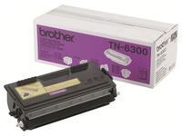 TN6300 BROTHER HL1030 TONER BLACK ST (TN-6300)