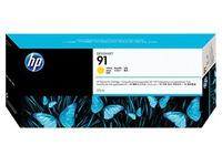 HP 91 - geel - origineel - inktcartridge (C9469A)
