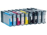 Epson T6144 - geel - origineel - inktcartridge (C13T614400)