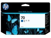 HP 70 - blauw - origineel - inktcartridge (C9458A)