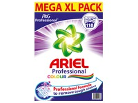 Ariel Professional powder for coloured laundry - box of 110 doses